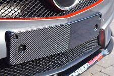 Mercedes Benz - Carbon Fibre Number Plate Surround - A45 CLA45 A250 AMG W176
