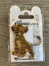 Pin Disney Disneyland Paris Le Roi Lion The Lion King Simba Masque Simba Mask OE