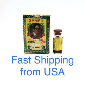 PD Samsu Super Oil for Men, 100% Original From Indonesia, Fast Shipping from USA