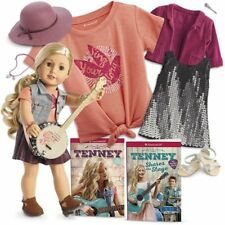American Girl Doll Tenney Grant 2017 Rare Limited Edition Starter Collection