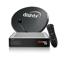 Dish TV HD+ Dishtv NXT HD Set Top Box with 3 YEARS Non Stop Pack