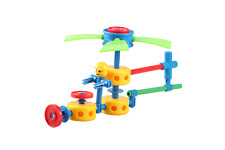 Educational toy-Thinker toy