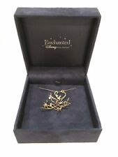 Disney Enchanted Fine Jewelry Beauty and the Beast Belle Tree of Life Necklace