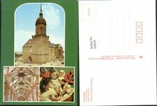 369634,Annaberg-Buchholz St. Annenkirche Kirche Figuren Mehrbildkarte