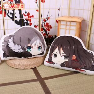 Lord El-Melloi II Case Files Plush Doll Stuffed Toy Bed Cushion Hold Pillow Gift