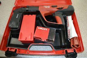 Hilti DX460 Powder-Actuated Tool Nail Gun
