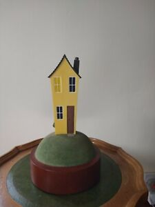 Paul Horton No Place Like Home limited edition sculpture edition number 311/395