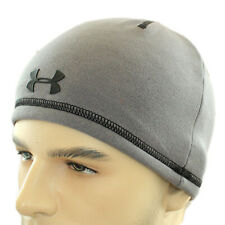 Under Armour ColdGear Elements Infrared Skull Beanie UA YOUTH Hat Outdoor Snow
