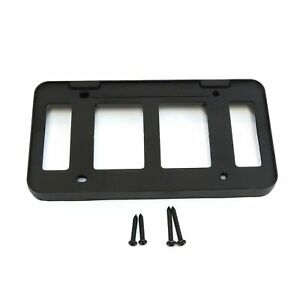 Fits Toyota Tundra 2010-2013 Front License Plate Tag Bracket Holder with HW