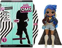 NEW! LOL Surprise OMG Miss Independent Doll w/20 Surprises Fast Free Shipping