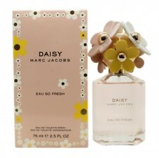 MARC JACOBS DAISY EAU SO FRESH EAU DE TOILETTE 75ML SPRAY - WOMEN'S FOR HER. NEW