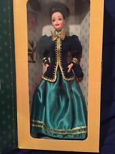 HALLMARK Barbie Doll **YULETIDE ROMANCE** Special Edition Dolls NEW
