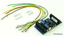 Massoth 8150001 XL lokdecoder 4 amperios para 2-motorige LGB locomotoras ferroviarias jardín pista G