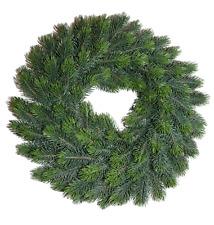 Adventskranz, Tannenkranz grün (26cm/30cm/40cm)