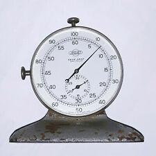 """Reloj JAQUET Cronometro de mesa ( René Graf ) Muy viejo y Raro """" de cuerda"""""""