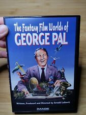 The Fantasy Film Worlds of George Pal (Dvd)