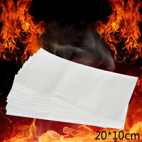 10Pcs 20*10cm Fire Paper Flash Flame Paper Fire Paper Magic Props Effect ShockBH