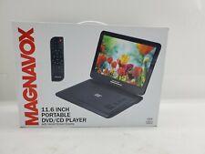 Magnavox 11.6 Inch Portable DVD/CD Player  MTFT754 W/Swivel Screen Display