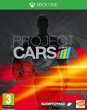 Proyecto cars XBOX ONE Marca Nuevo y Sellado