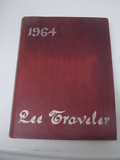 1964 Robert E. Lee High School Yearbook - Baytown, TX. / The Lee Traveler  LQQK