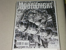 Vengeance of Moon Knight #1 Finch 2nd print Variant