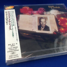 BING CROSBY's: Christmas Classics feat DAVID BOWIE (RARE1999 JAPAN TOCP-65346)