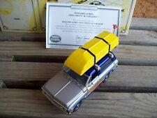 MATCHBOX 1969 CHEVROLET K/5 BLAZER 4X4 SUV TRUCK, MALLARD ACRES, BOX & COA
