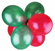 Paquete of63.5cm 30.5cm látex PERLA Navidad Globos Fiesta Boda Aire Helio