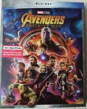 Avengers: Infinity Wars Blu-Ray 2018 BLOW OUT SALE!!!