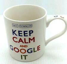 KEEP CALM AND GOOGLE IT COFFEE Cup Mug