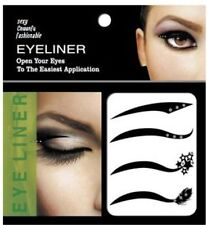 Set of 4 Temporary eye tattoo night out eye liner perfect gift