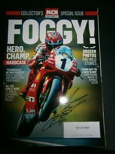 MCN Sport Magazine Collector's  Special Issue Foggy! 2019