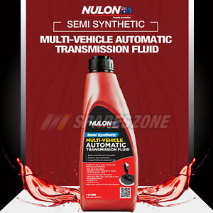 Nulon Premium Multi Vehicle Automatic Transmission Fluid (1L) NATF-1