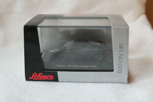Schuco 452623100 Ferrari 458 Italia Concept Black 1:87
