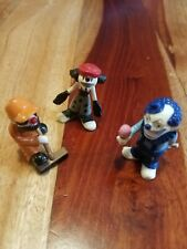 Psycho Clown Homies Lot Of 3. Great preowned condition