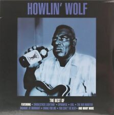 THE BEST OF HOWLIN' WOLF VINYL - LP