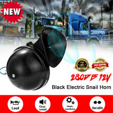 Loud 300DB 12V Electric Snail Air Horn Sound Fits For Car Motorcycle Truck Boat