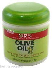Organic Root Stimulator Olive Oil Hair Creme 170g