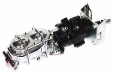 62-67 Chevy II Nova Hydroboost Brake Kit W/ Chrome Master Cylinder
