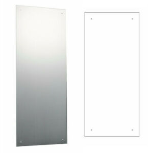 Large Long Bathroom Home Glass Mirror Plain Wall Mirror With Fixings Rectangle