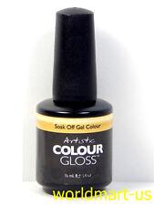 Artistic Gel Color Nail Design Colour Gloss Soak Off Gel Polish 15ml / Part 2