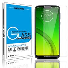 For Motorola Moto G7 Power/Supra 9H Premium Tempered Glass Screen Protector Film