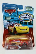 Disney Pixar Cars Color Changers Lightning McQueen New Rare Collector Edition