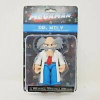 Funko Mega Man Dr. Wily Action Figure Item #34821