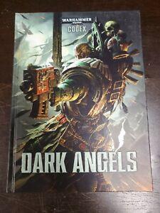 Warhammer 40k Dark Angels Codex Hardcover