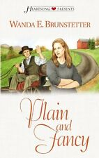 Plain and Fancy: Brides of Lancaster County #3 (He