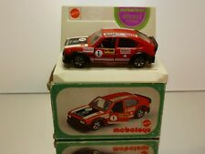 MEBETOYS A97 ALFA ROMEO ALFASUD TROFEO #1 - RED 1:43 - GOOD CONDITION IN BOX
