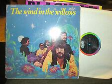 WIND IN THE WILLOWS lp Blondie Debbie Harry Original pressing '68 gate stereo