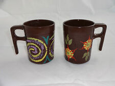 1980-Now Woods Ware Pottery Mugs