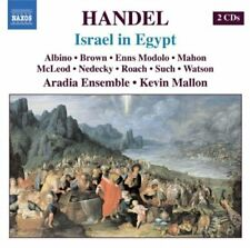 Peter Mahon - Handel: Israel in Egypt [CD]